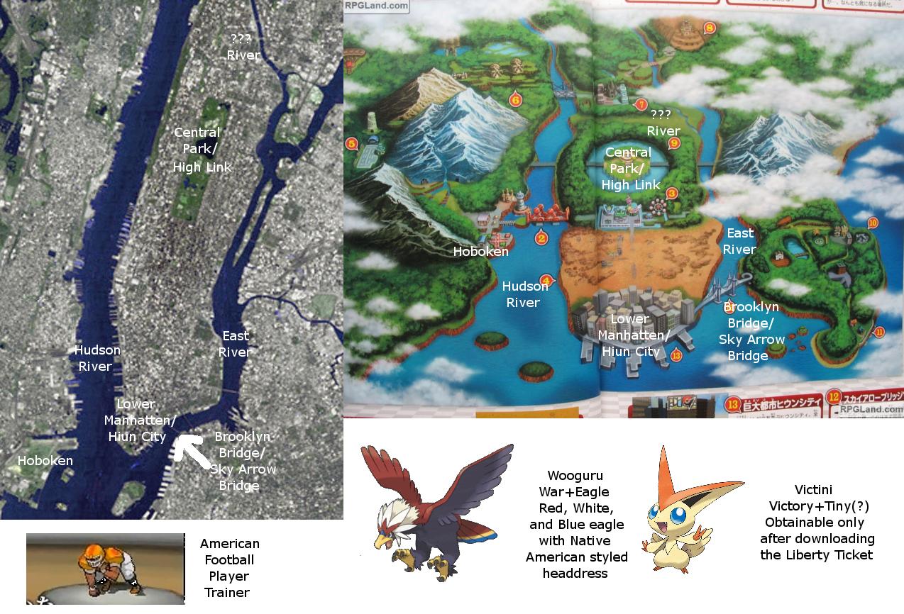 pokemon x and y vs black and white 2 - Pokémon - Serenes ...