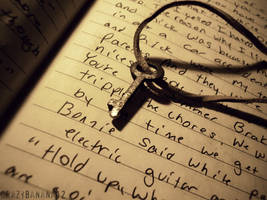 365 Project-Day 29: Key to My Writing by hourglass-paperboats