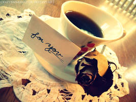 365 Project-Day 38: Tea by hourglass-paperboats