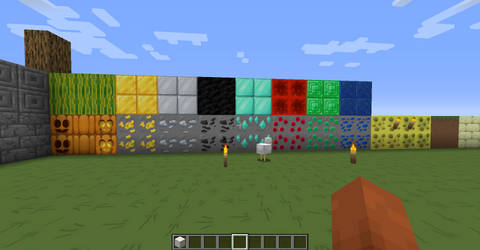 my Minecraft texture packs for 1.13 and 1.14 by and3445