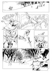 Thunderous comics project by wappendorf