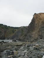 ocean rocks 3 stock by Asylum-Stock
