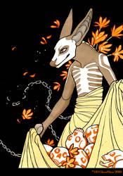 Dia de los Muertos by CanisAlbus
