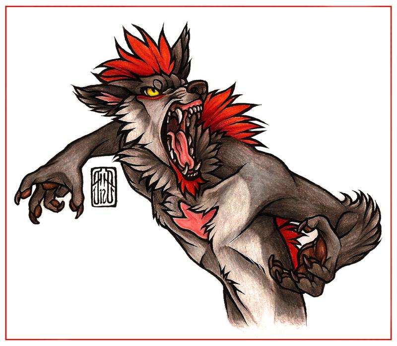 Berserk by CanisAlbus
