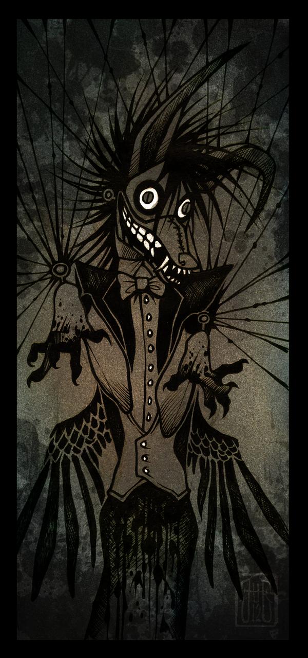 Automatonophobia by CanisAlbus