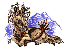 Arctica by CanisAlbus