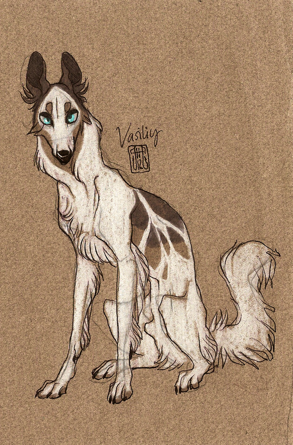 Vasiliy by CanisAlbus