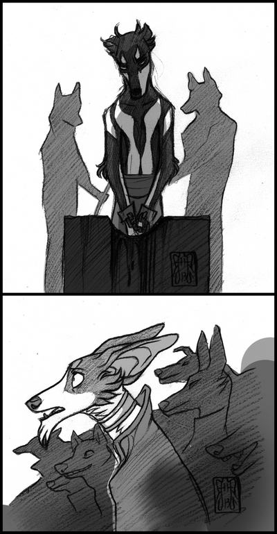 Execution by CanisAlbus