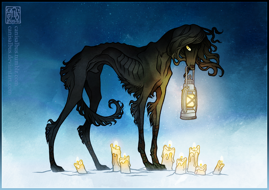Nocturne by CanisAlbus