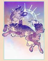Nebula by CanisAlbus