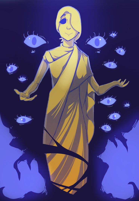 Star Eyed by Cadillion