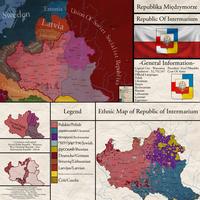 The Republic Of Intermarium - Pilsudski's Dream by OrbisRyu