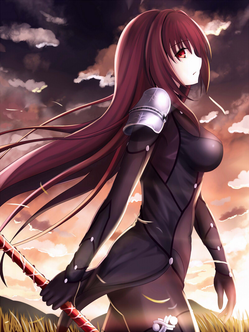 Fate GO] Scathach by xyomouse on DeviantArt