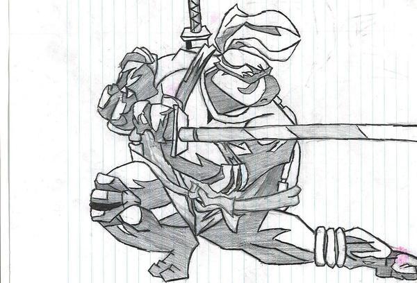 Leonardo by Reaper0fSouls