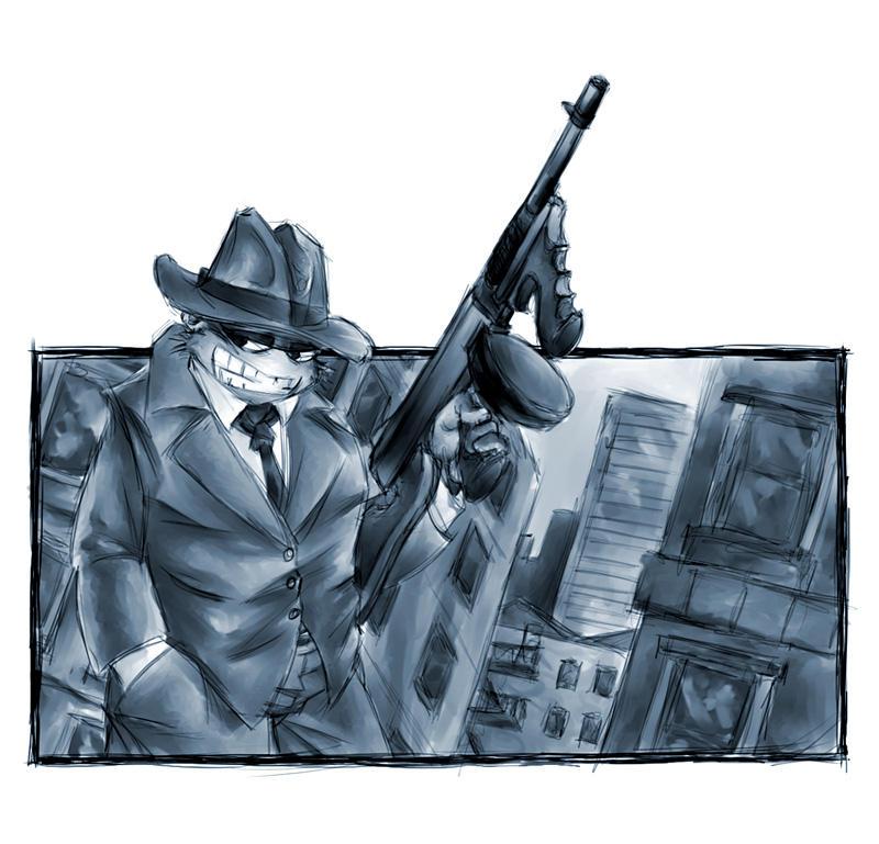 black gun wallpaper Collection