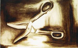 Lost and Found Scissors