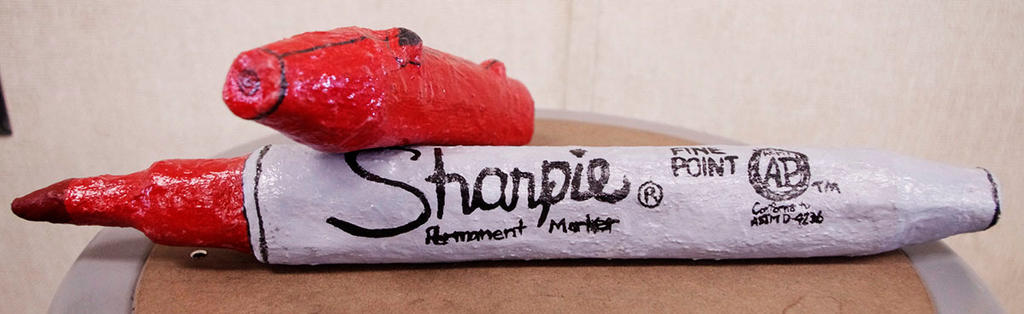 Sharpie by BreezyTheUndead
