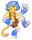 Mini Toby Pixel
