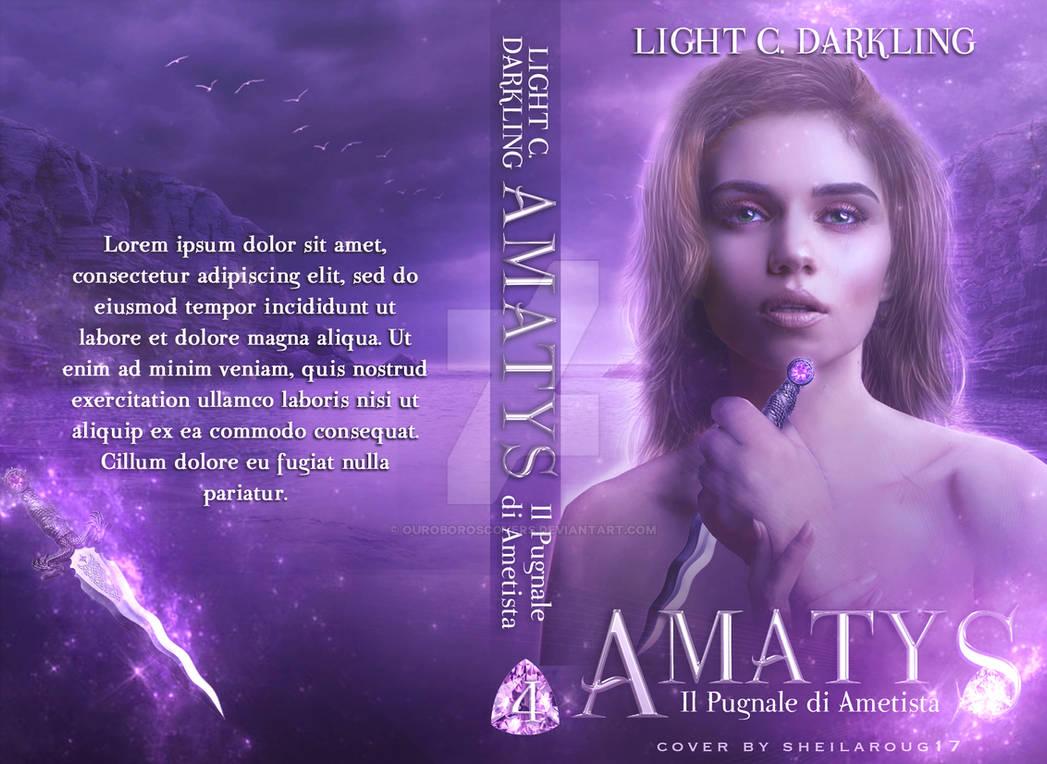 Amatys - Wattpad Cover