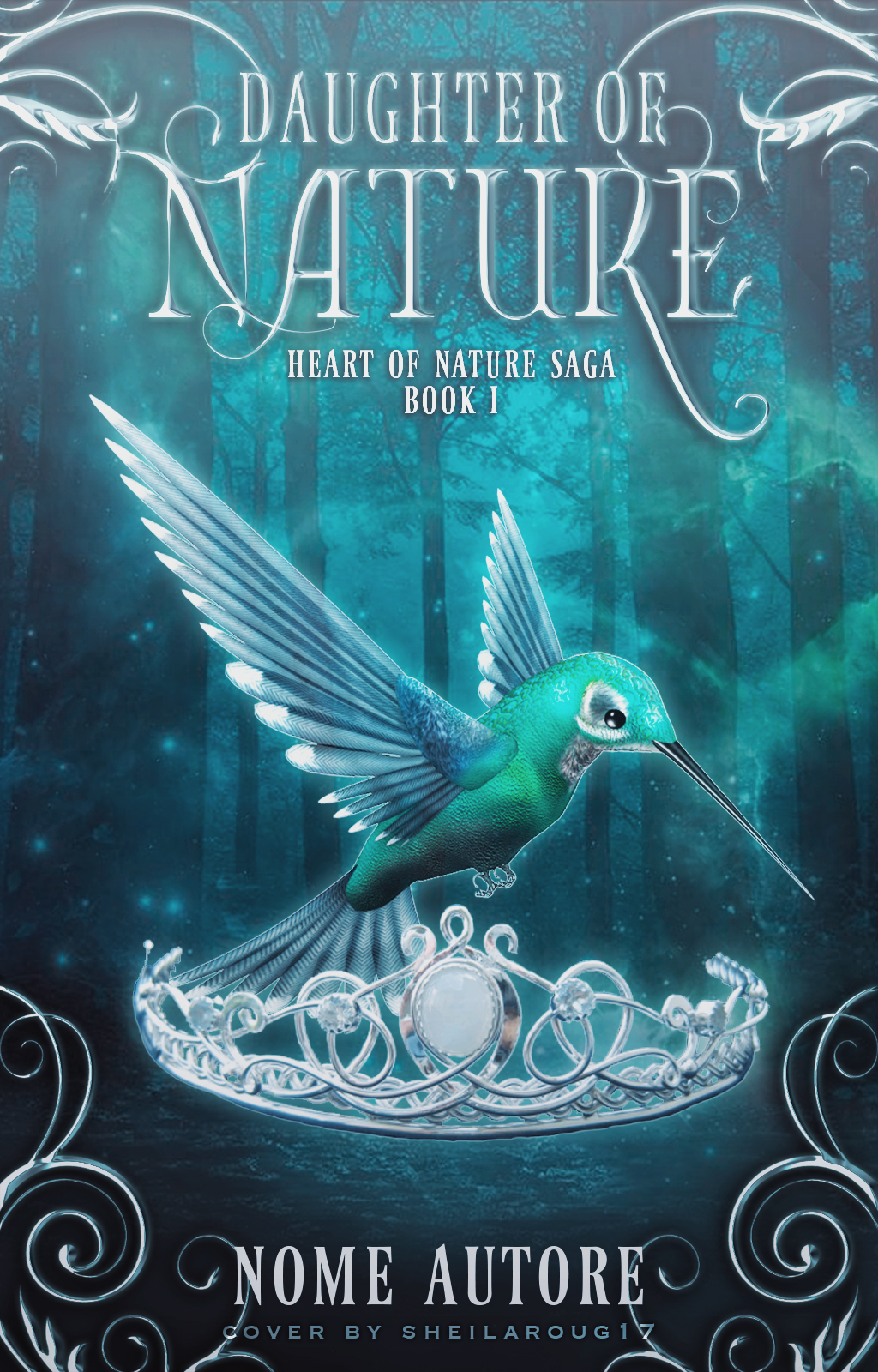 Daughter of Nature - wattpad premade