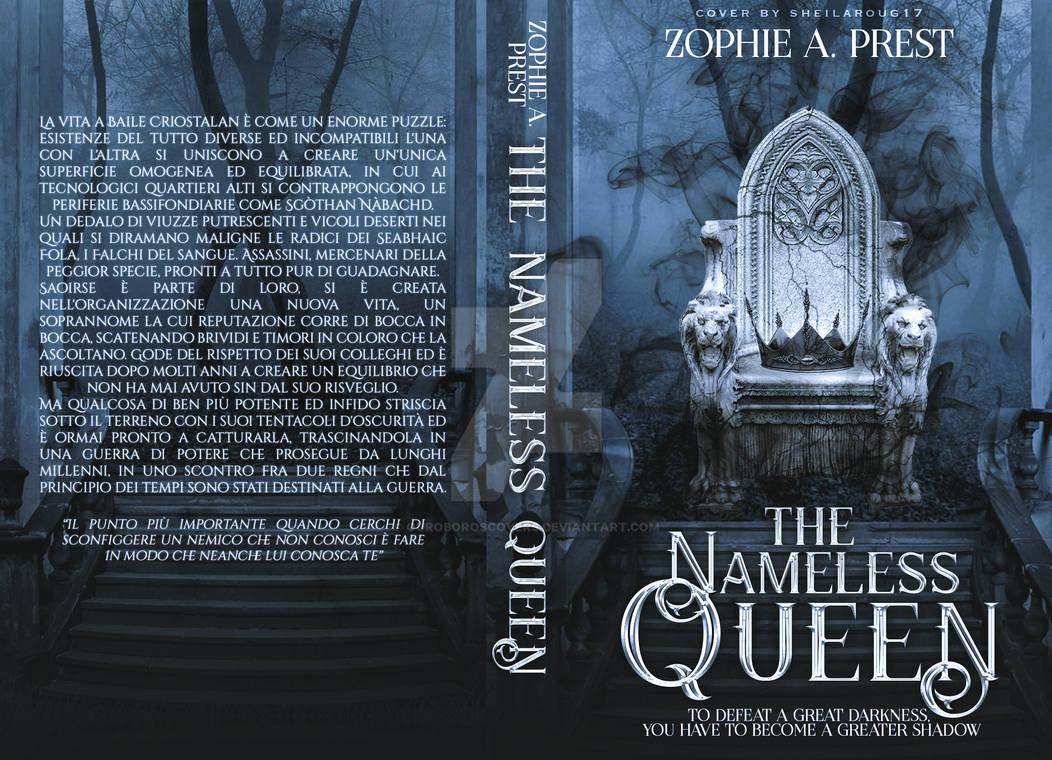 The Nameless Queen - Wattpad Cover