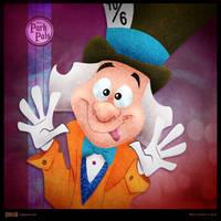 Disney Park Pals - The Mad Hatter