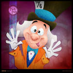 Disney Park Pals - The Mad Hatter