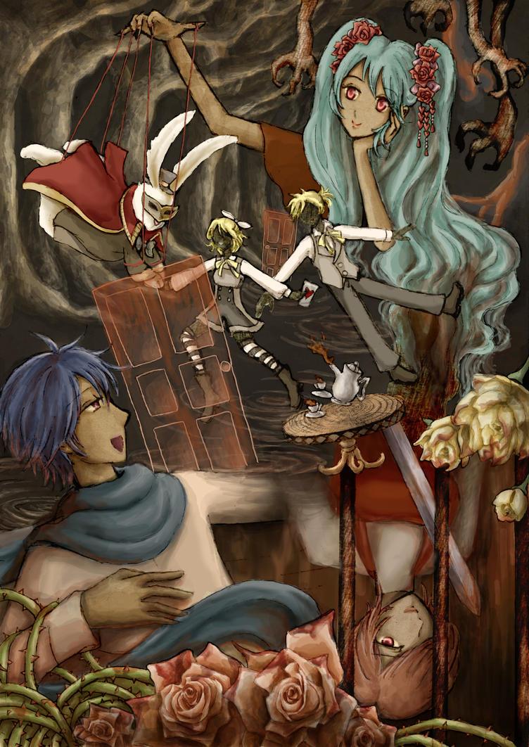 Alice of Human Sacrifice by sakura2ice