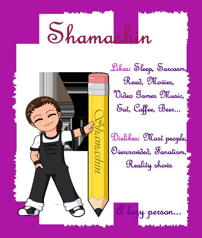 shamashin's Profile Picture