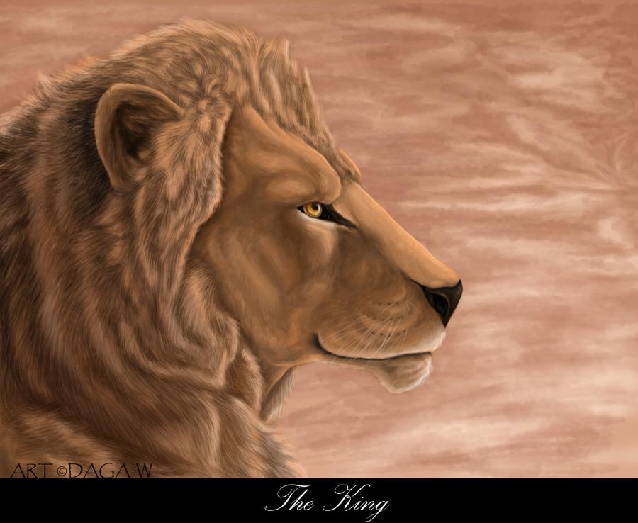 The King by Daga-W