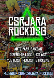 CSR JARA ROCK DSG by NARIZdePAYASO