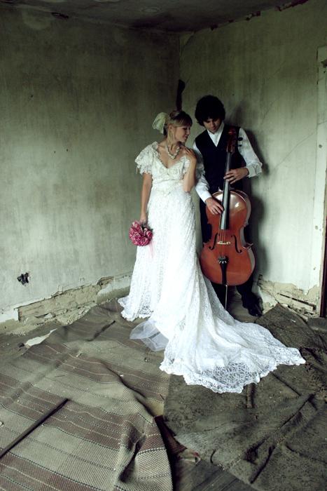 Unfortunate Wedding Bliss By Backlitstranger