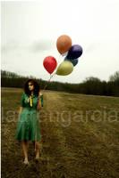 balloon wishes. by backlitstranger
