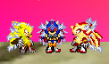 SSXU OVA 7 The Ultimate Battle (Sprite version) by JaseTheHedgehog16