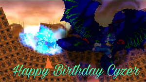 Early birthday gift for ShadicCZ by JaseTheHedgehog16