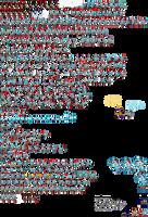 Super God Super Shadow Sprite Sheet (Red) by JaseTheHedgehog16