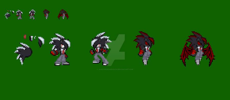 [Contest Revamp]  Siren my entry by JaseTheHedgehog16