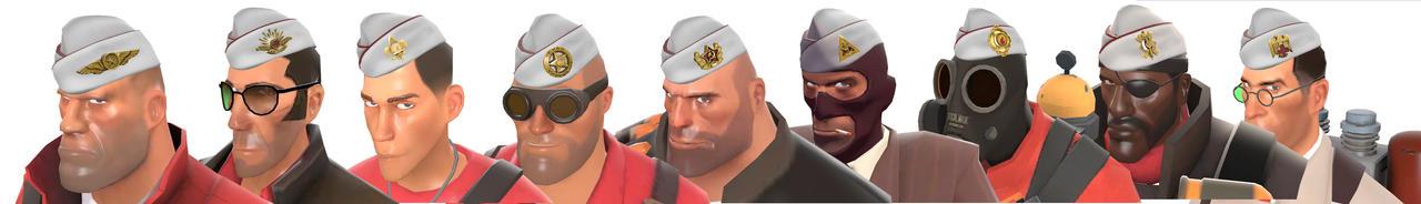 Garrison Cap TF2