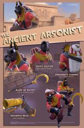 Ancient Arsonist Set
