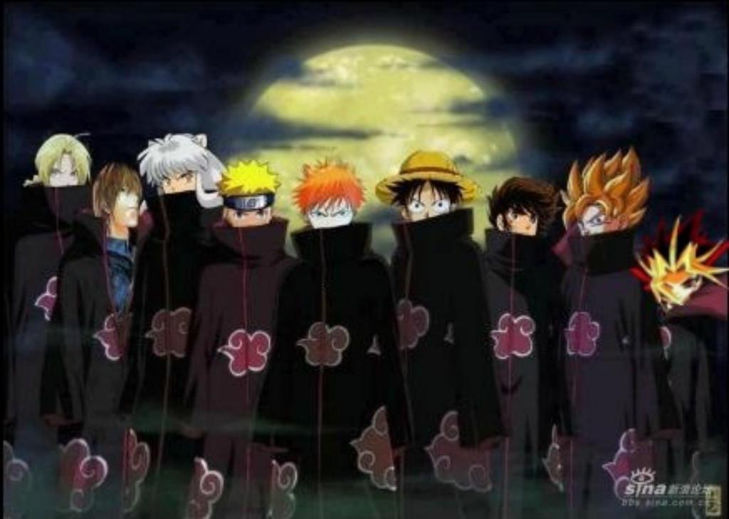 Akatsuki Anime by Kaga... Orochimaru Wallpaper Desktop