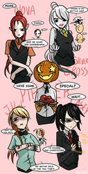CP CAFE : Staff Lounge 2 by Alloween