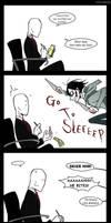 Slender PhD : Jeff the Killer