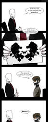 Slender PhD : Ticci Toby by Alloween