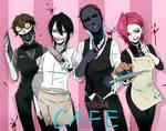Creepypasta Cafe