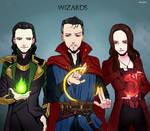 Marvel Wizards