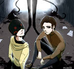 Marble Hornets: a day off