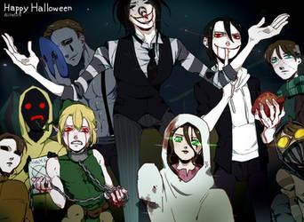 Happy Halloween! by Alloween