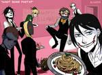 Creepypasta Cafe: Hey Want Some Pasta?