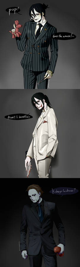 Suit Up! | Laughing Jack, Jeff, Eyeless Jack