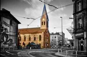 Church Colourised